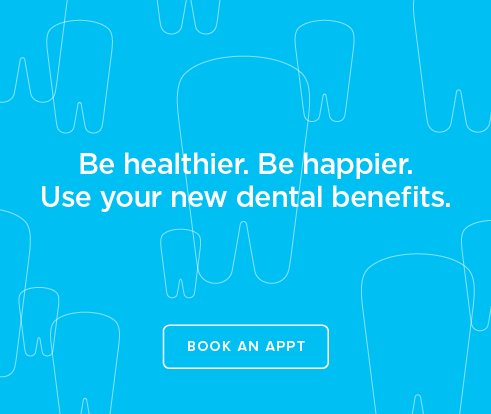 Be Heathier, Be Happier. Use your new dental benefits. - Maryland Parkway Smiles Dentistry